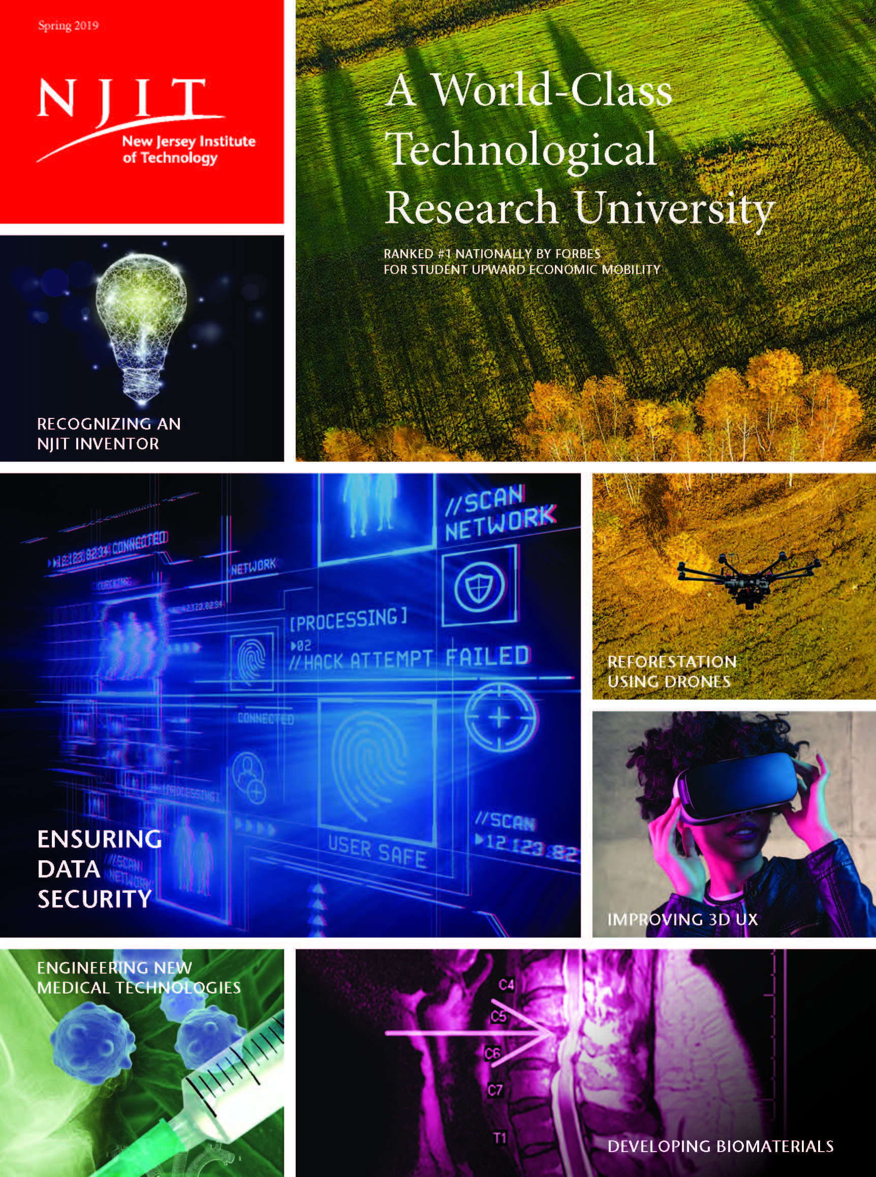 Spring 2019 Research Snapshot